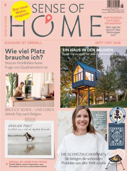 Sense of Home Magazine